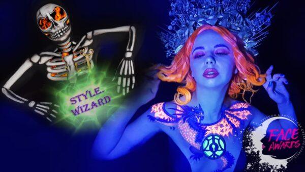 Style Wizard - гример и визажист, участник и победитель всеукраинских конкурсов мастеров красоты.